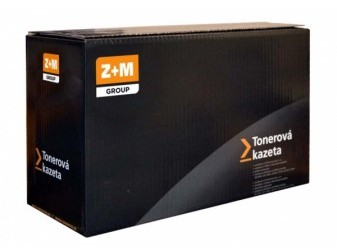HP Q2612A alternativní Z + M toner XXL